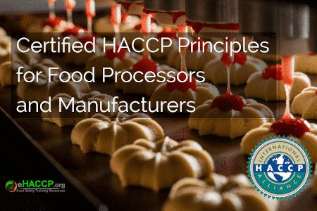 HACCP for Processors