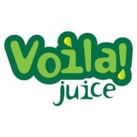Voila Juice Logo